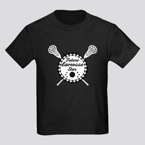 Future Lacrosse Star Kids Dark T-Shirt