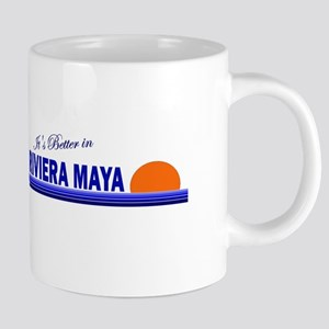 Its Better in Riviera Maya, M Mugs