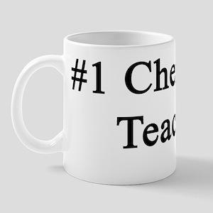 #1 Chemistry Teacher  Mug
