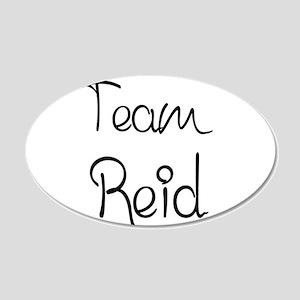Team Reid Wall Decal
