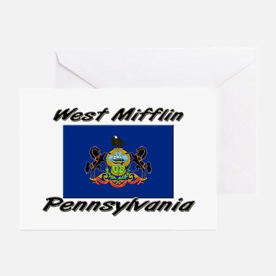 West Mifflin Pennsylvania Greeting Cards (Pk of 10