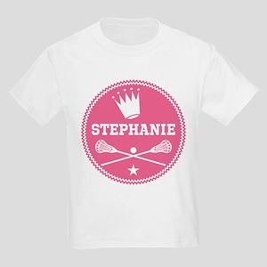 Lacrosse Princess Personalized T-Shirt