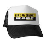 How's My Driving Trucker Hat