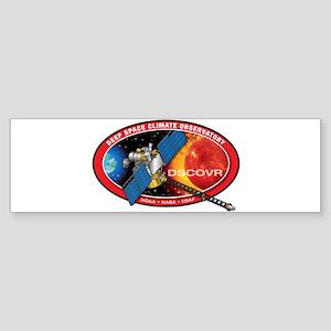 Deep Space Climate Obs. Sticker (Bumper)