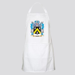 Shinn Coat of Arms - Family Crest Apron