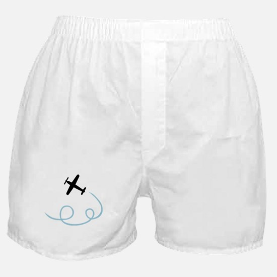 Plane aviation Boxer Shorts