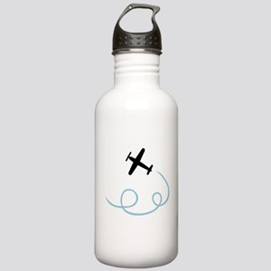 Plane aviation Stainless Water Bottle 1.0L