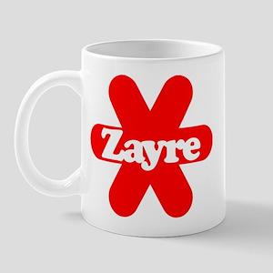 Zayre Star Mug