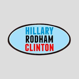 Hillary Rodham Patch