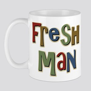 Freshman First Year School Mug