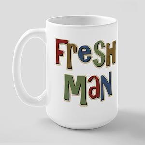 Freshman First Year School Large Mug