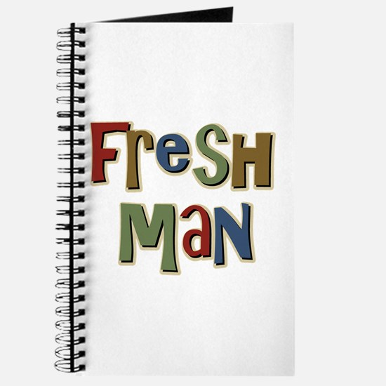 Freshman First Year School Journal