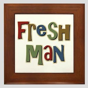 Freshman First Year School Framed Tile