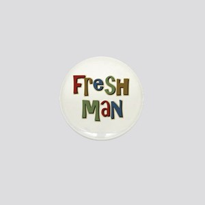Freshman First Year School Mini Button