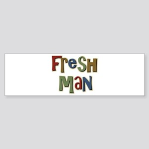 Freshman First Year School Bumper Sticker