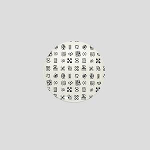 West Africa Adinkra Symbols Mini Button