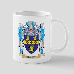 Shreve Coat of Arms - Family Crest Mugs