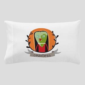 COUNTESS DRACULA Pillow Case