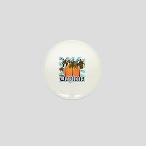 Daytona Beach Florida Mini Button