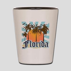 Florida, USA Shot Glass