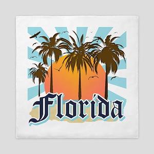 Florida, USA Queen Duvet