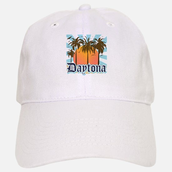 Daytona Beach Florida Baseball Baseball Cap