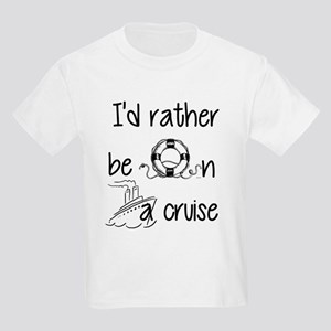 I'd Rather Be On A Cruise T-Shirt