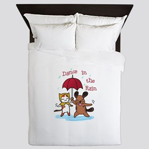 Dance in the Rain Queen Duvet
