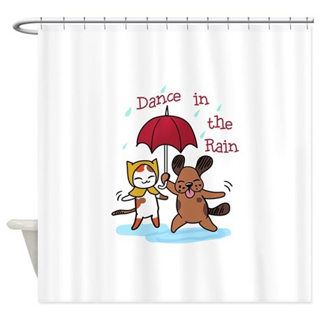 dancing in the rain coloring page in the shower curtain by greatnotions26 7655