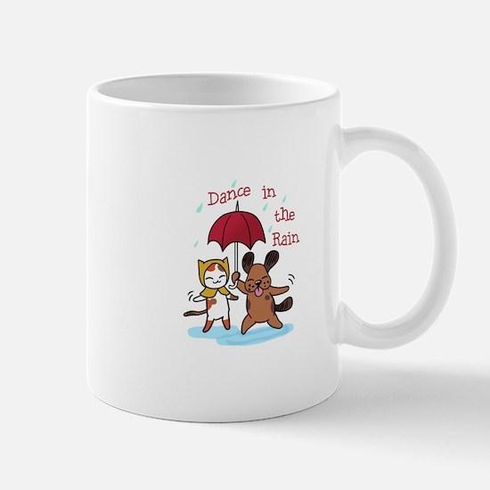 Dance in the Rain Mugs