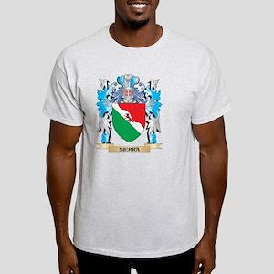 Sierra Coat of Arms - Family Crest T-Shirt