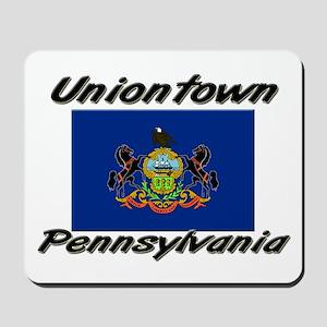 Uniontown Pennsylvania Mousepad