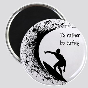 I'd Rather Be Surfing Magnets