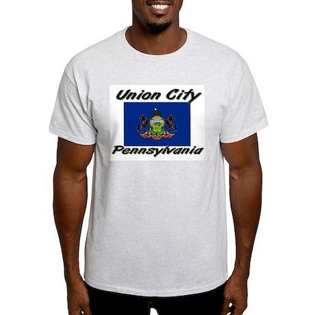 Union City Pennsylvania Light T-Shirt
