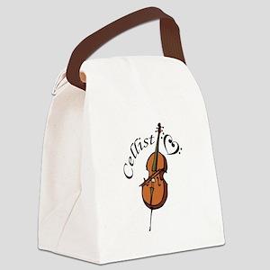 CELLIST Canvas Lunch Bag