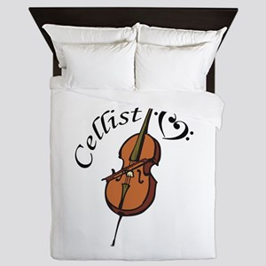 CELLIST Queen Duvet