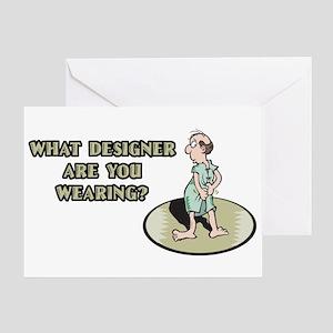 Hospital Humor Gifts & T-shir Greeting Card