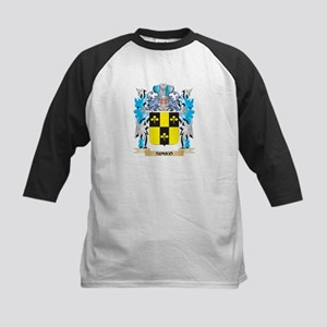 Simko Coat of Arms - Family Crest Baseball Jersey