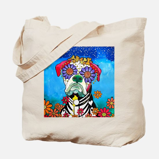 Cool Day of the dead Tote Bag