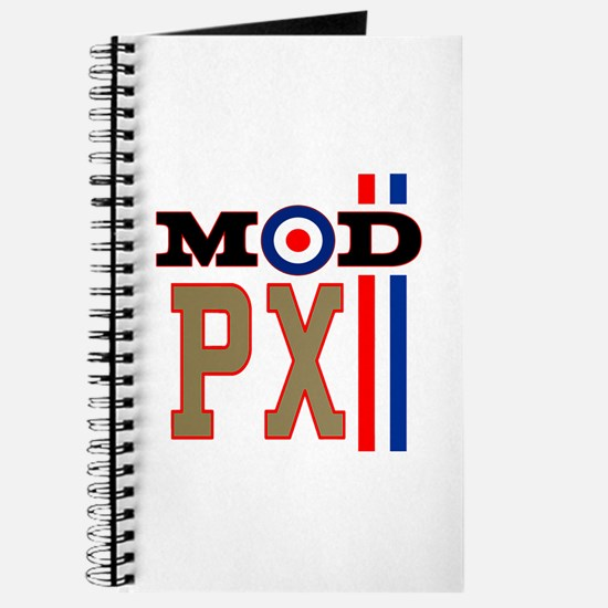 Mod Scooter Px Journal