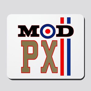 Mod Scooter Px Mousepad