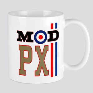 Mod Scooter PX Mug