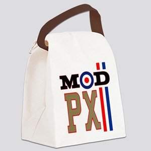 Mod Scooter PX Canvas Lunch Bag