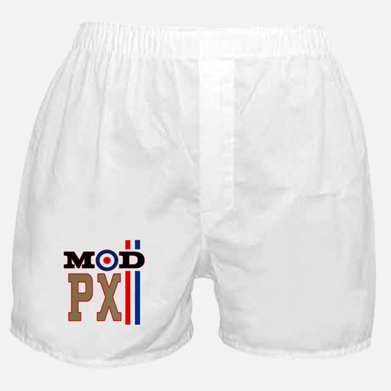 Mod Scooter PX Boxer Shorts
