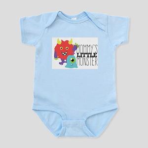 Mommy's Little Monster Body Suit