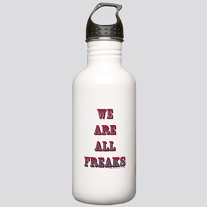 We Are All Freaks Stainless Water Bottle 1.0L
