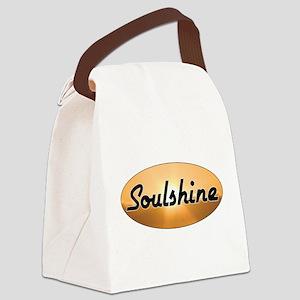 Soulshine Canvas Lunch Bag