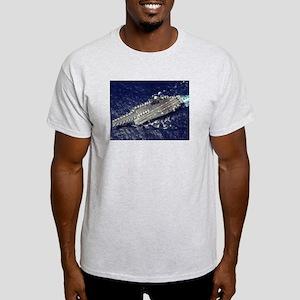 USS Constellation Ship's Image Light T-Shirt