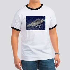 USS Constellation Ship's Image Ringer T