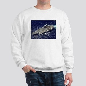 USS Constellation Ship's Image Sweatshirt